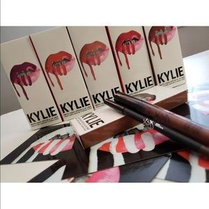 Other - NEW Kylie Jenner LipStick/Liner! Comment For SHADE